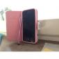 iphone 7 pluscoco fun® dormir coruja couro pu caso de corpo inteiro bonito com filme, de pé e caneta para iPhone 5 / 5s