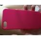 Тепловыделение Разработанный Ультра Дело Тонкий High Gloss ПК Жесткий Тонкий чехол для iPhone 5/5S (разных цветов)