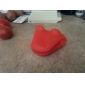 Hippo Shaped Silicone Oven Mitt Insulated Glove (Random Color)