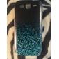 Para Samsung Galaxy Capinhas Estampada Capinha Capa Traseira Capinha Brilho com Glitter PC Samsung S3