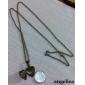 Mini Heart Shape Picture Box Necklace