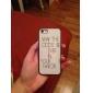 Os Jogos da Fome Cotações padrão plástico rígido caso para o iPhone 5/5S