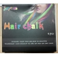 Non-toxic Temporary Salon Kit Hot DIY Colorful Hair Chalk 6 Colors Dye Pastel SV000202
