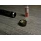 조명 랜턴 & 텐트 조명 LED 900 루멘 3 모드 Cree XM-L U2 14500 AA 방수 충전식 멀티기능 알루미늄 합금