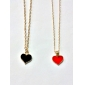 Women's Pendant Necklaces Heart Alloy Love Costume Jewelry Fashion Jewelry For Party