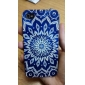 caso duro girassol padrão pc retro para iphone 4 / 4s