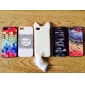 Because of Cats Cartoon Pattern Hard Case for iPhone 5/5S