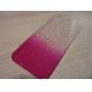 Специальное конструкторское воды падение Pattern Прозрачный жесткий чехол для iPhone 5/5S