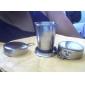portatile tazza in acciaio inox a scomparsa