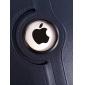 Coque Smart cover + Presentoire 360° - PU cuir - Ipad 2/3/4 - Coloris marron