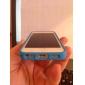 Capa Rígida Durável Com Design Arco-íris para iPhone 5