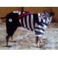 Собаки Костюмы / Комбинезоны Красный / Черный Одежда для собак Зима / Весна/осень Морской Милые / Косплей