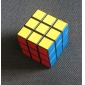 Smooth Speed Cube 3*3*3 Magic Cube Black Plastic