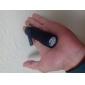 нескользящим ПОКРЫТИЯМИ 1-режиме 9-светодиодный фонарик (3xAAA, ассорти цветов)