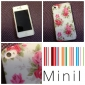 Stylish Flower Hard Case for iPhone 4/4S