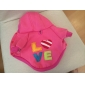 7 Colors Love Warm Hoodie for Dogs Pets