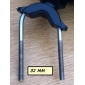 M07 Motorcycle Bicycle Water Resistant Holder Stand for iPhone and Others