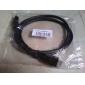 Câble HDMI Doré (1080P - 3D - 1 m)
