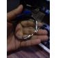 Z&X® Single Color Cross Weave Leather Galloon Bracelet