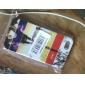 Torre Eiffel Padrão Soft Case de silicone para iPhone5/5s