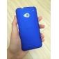 TPU Materiál zadní kryt pro HTC One (PN07120, HTL22, HTC M7, HTC 801E) (Volitelné barvy)