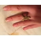 Z&X®  Retro Naughty Starfish Shaped Ring Mermaid