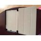 PU-nahka kuori jalustalla iPad minille (värivalikoima)