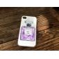 Флакон серии чехол для iPhone4/4S (разных цветов)