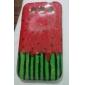 Soft Case pastèque de modèle pour Samsung Galaxy I8552 Win