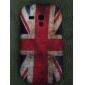 Retro Design The Union Jack Pattern TPU Soft Case for Samsung Galaxy S3 Mini I8910