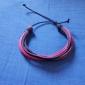 Z&X® Men's Multi-layer Cow Leather Cord Bracelet