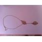 Bijoux Pendentif de collier Soirée / Quotidien / Décontracté Alliage Femme Doré Cadeaux de mariage