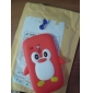 3D Design Penguin Pattern Soft Case for Samsung Galaxy S3 Mini I8190 (Assorted Colors)