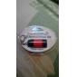 USB ladattava Mini LED-taskulamppu (värivalikoima)