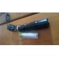 Маленький 1-режимный LED-фонарь, 1хАА, черный корпус