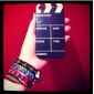 Cool Slate Pattern Protective Case for iPhone 4 and 4S