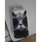 Sunglass Pattern Cat Hard Case para Samsung Galaxy Núcleo I8262