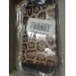 Животное зерна шаблон чехол для iPhone 5/5S (разных цветов)
