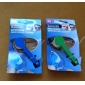 Mini Microfiber Glasses Eyeglasses Cleaner Cleaning Clip (Random Color)