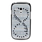 Bird Woven Design Pattern Hard Case for Samsung Galaxy S3 mini I8190