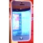 Touch Screen TPU Transparent Full Body Case for iPhone 5C