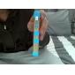 우드 그레인 플라스틱과 아이폰 4/4S (분류 된 색깔)를위한 실리콘 3에서 1 위로 케이스