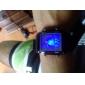 Hombre Reloj Deportivo Cuarzo LED / LCD / Calendario / Cronógrafo / Dos Husos Horarios / alarma Silicona BandaNegro / Azul / Rosa /