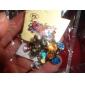 Pendientes colgantesJoyas Legierung / Resina / Cobre Fiesta