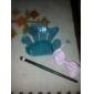 고양이 강아지 미용 도구 브러쉬 목욕 애완동물 미용 용품 마사지 랜덤 색상