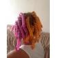 20pcs DIY cabelo Magia Encrespadores onda Boas Formers Espiral Anelzinho Rollers Alavancagem 15282