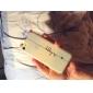 Seja feliz Padrão Hard Case para iPhone 5C