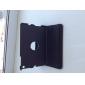 360 graders roterende flip lokk dreibart stativ for ipad mini 3, ipad mini 2, ipad mini (assorterte farger)