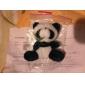 1PCS 귀여운 판다 스타일 견면 벨벳 인형 장난감 (10x7x5.5cm)