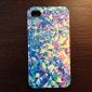 Broken Mirror Pattern Hard Case for iPhone 4/4S